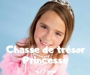 chasse au trésor princesse à télécharger